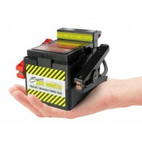 The Super Mini Booster is the smallest and most powerful jump starter